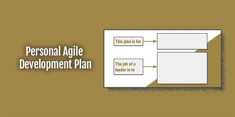 personal development plan for agile