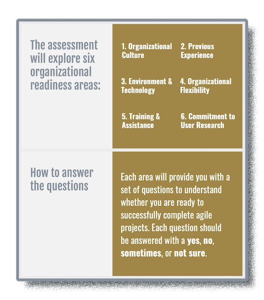 sample of agile readiness resource