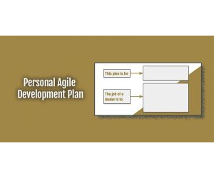 Personal Agile Development Plan
